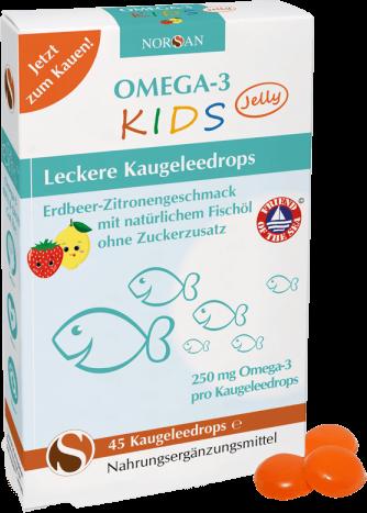 Omega-3 KIDS Jelly 2