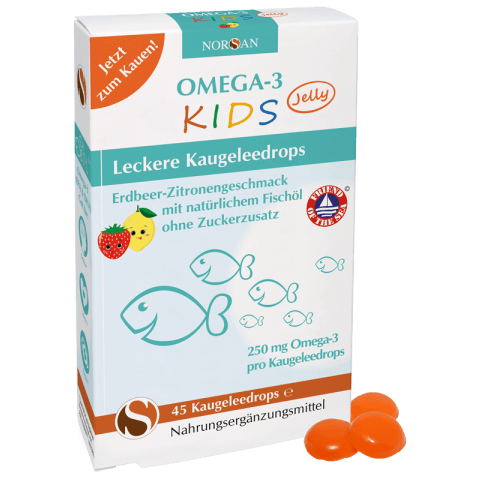 Omega-3 KIDS Jelly 7